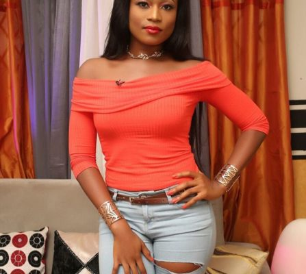 Nollywood actress, Christabel Ekeh's mother speaks on her nude photos